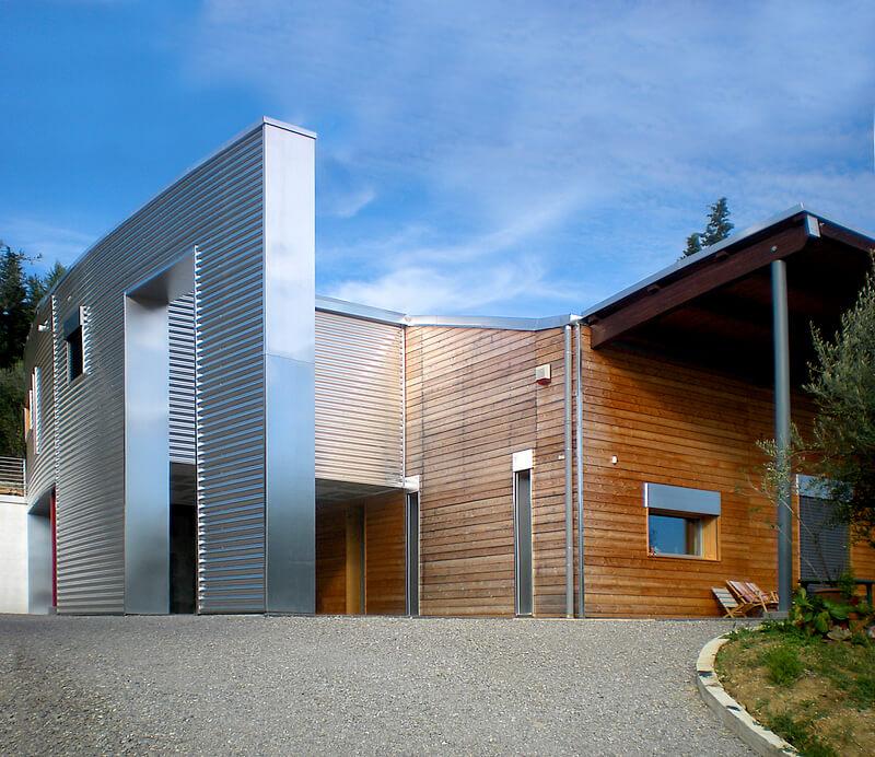Zdjecie do artykułu: Czym charakteryzuje się dom pasywny