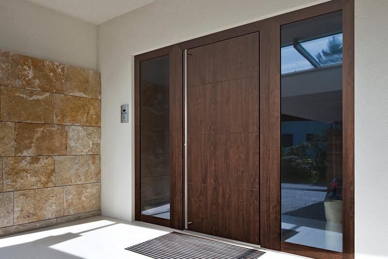 Zdjecie do artykułu: Drzwi drewniane do domu - które najlepsze