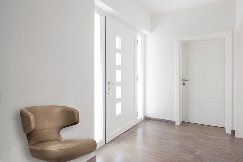 Zdjecie do artykułu: Jak dobrac ciepłe drzwi do domu