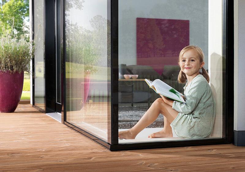 Zdjecie do artykułu: Jakie okna najlepiej wybrać by czuć ciepło w domu