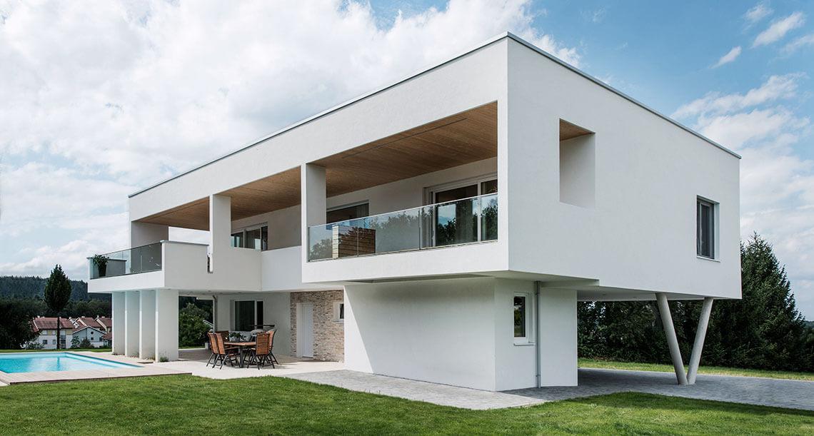 Zdjęcie Ekologiczne domy