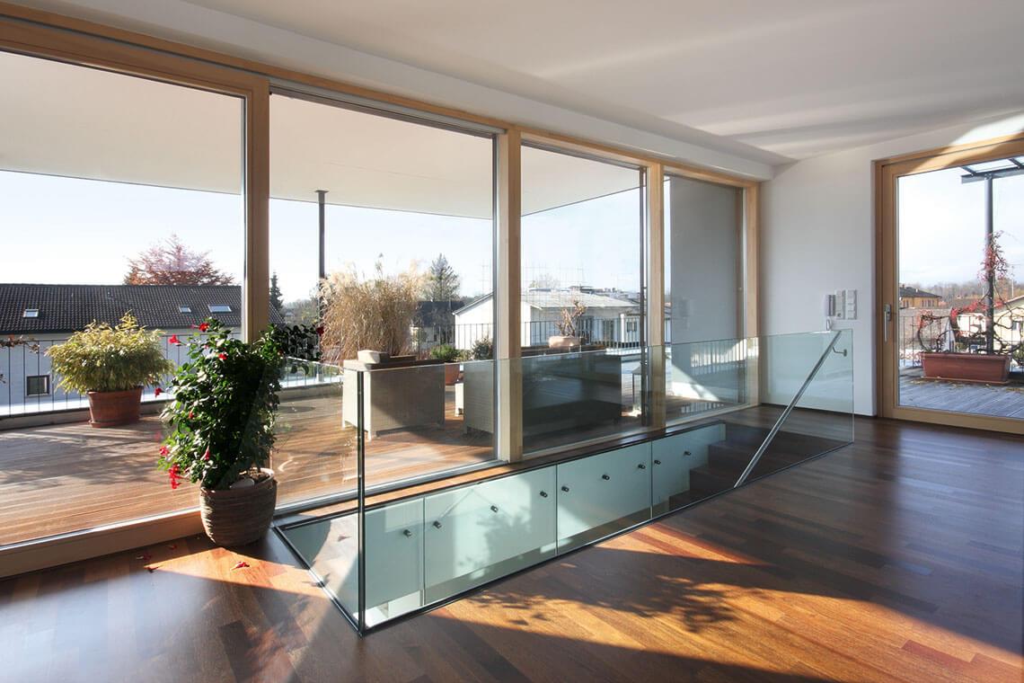 Zdjęcie Jakie okna do domów pasywnych
