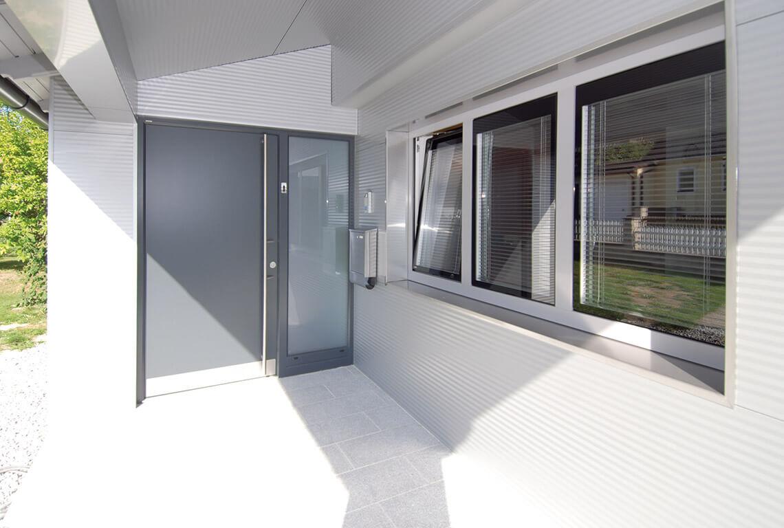Szyby antywłamaniowe - bezpieczny dom z Internorm