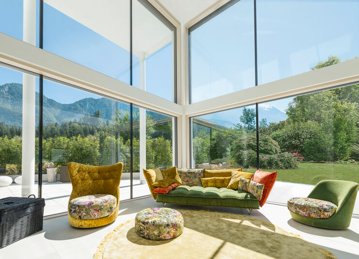 Okna Nieotwierane Typu Fix W Dużym Formacie Okna Internorm