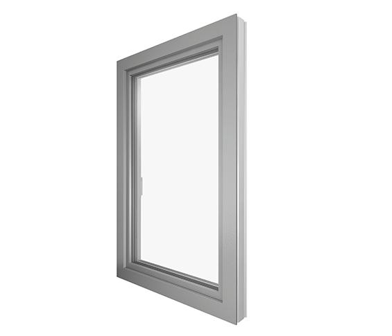 okno kf 410 pcv okna internorm katowice. Black Bedroom Furniture Sets. Home Design Ideas